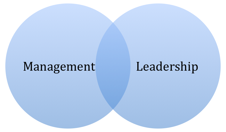 Leadership vs. Management | Dr. Kim Moore