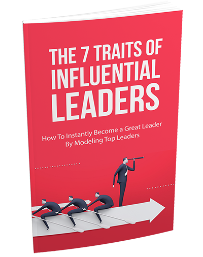 how does good leader influence the
