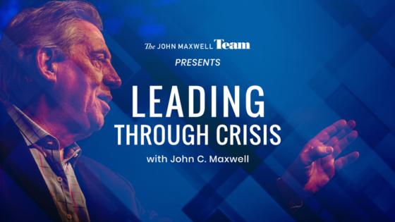 Leaders Lead Through Crises